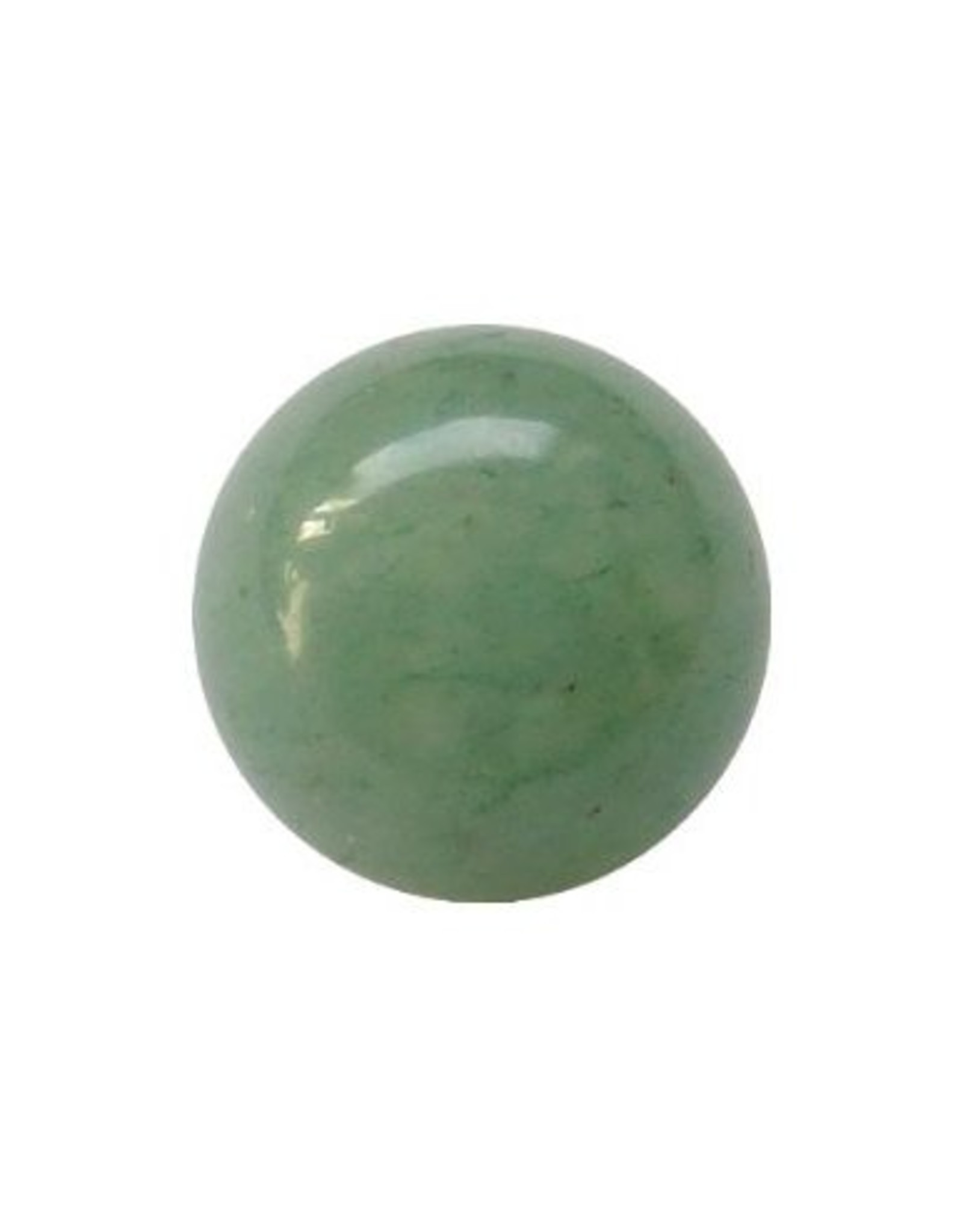 Interchangeable gemstone Aventurine 12 mm