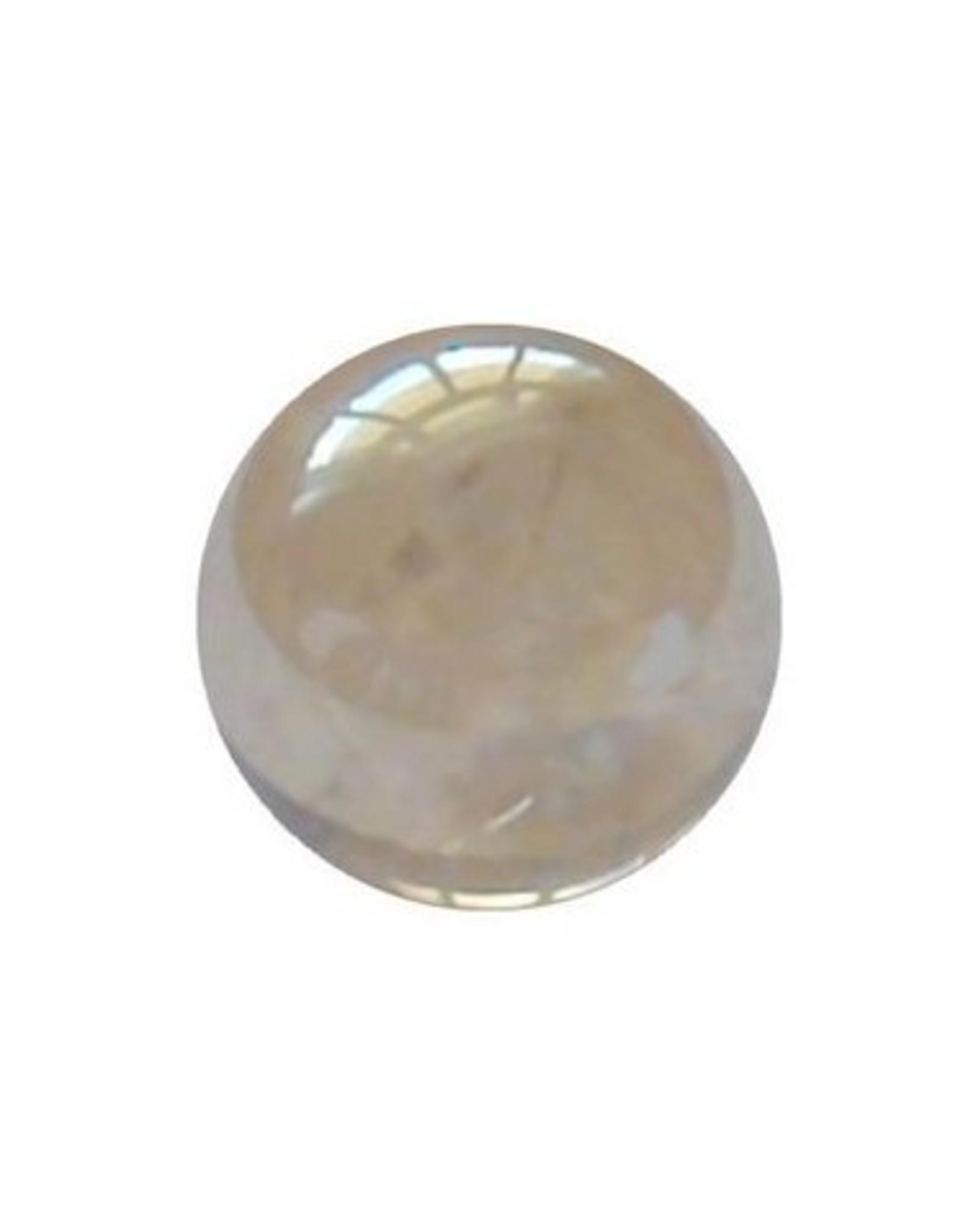 Wisselsteen Golden Aura 12 mm