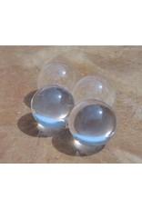 Wisselsteen Bergkristal 10 mm