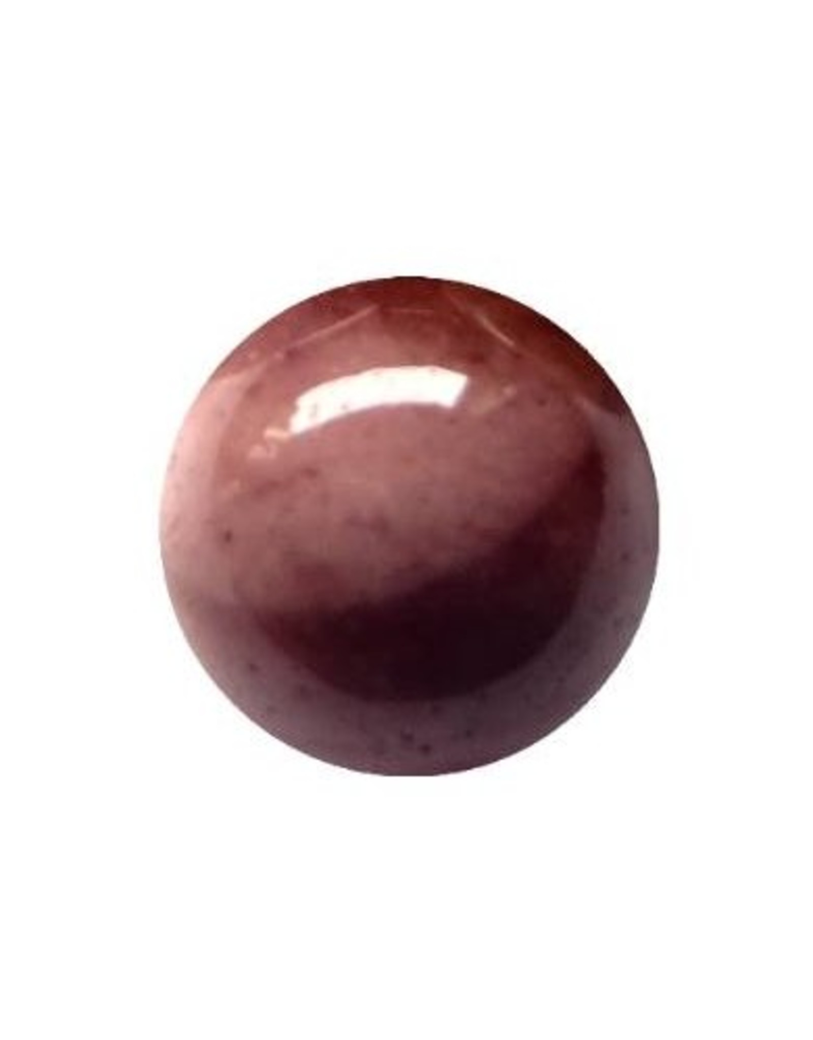 Interchangeable gemstone Mookaite 10 mm