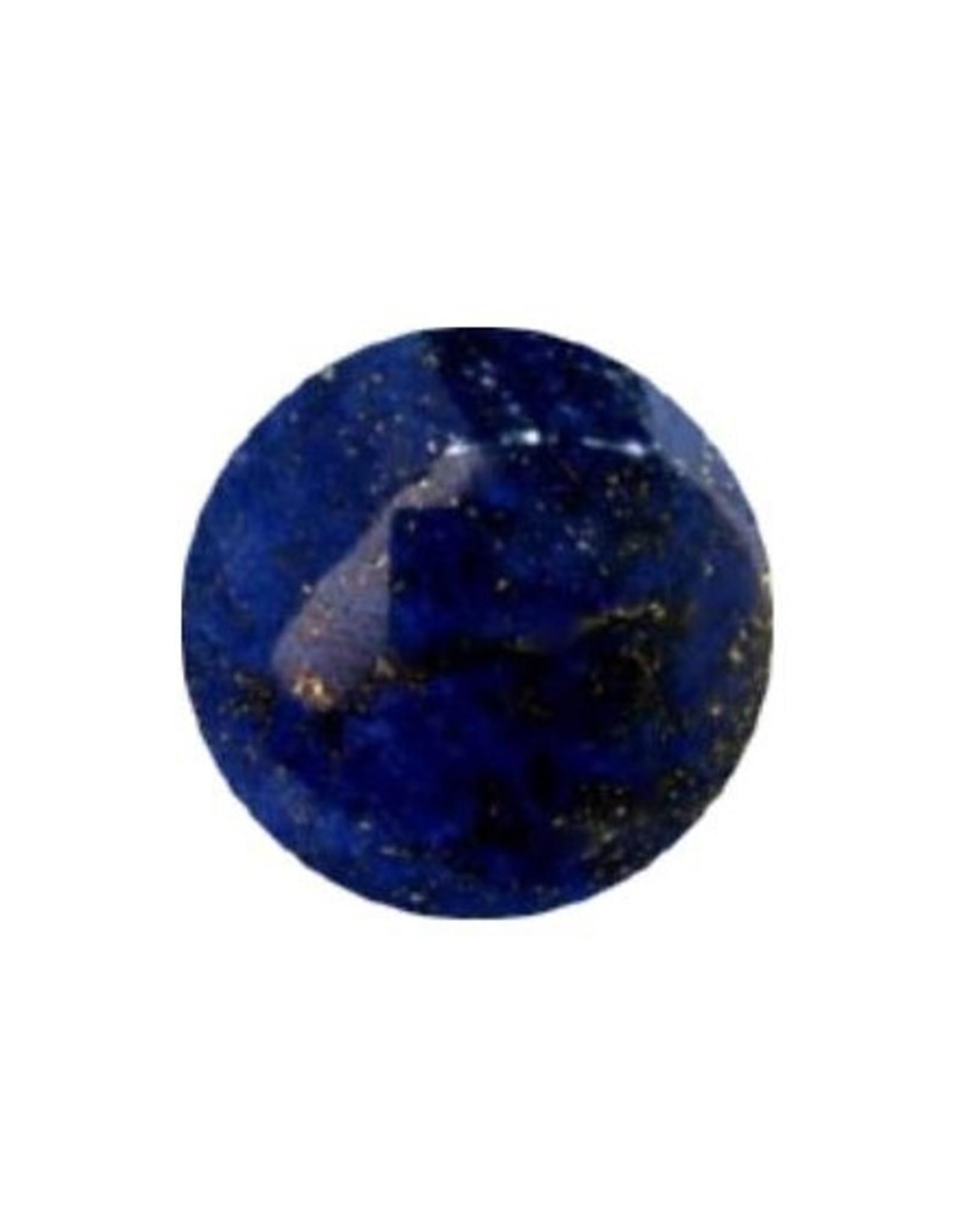 Interchangeable gemstone Lapis Lazuli 12 mm