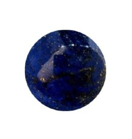 Interchangeable gemstone Lapis Lazuli 10 mm