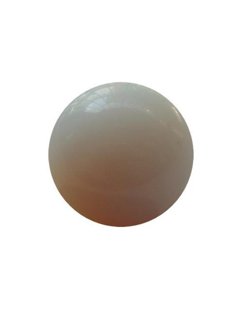 Interchangeable gemstone Opalite 12 mm