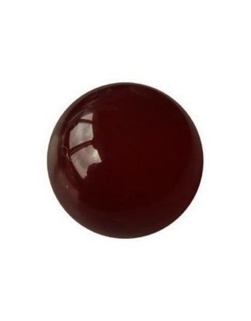 Interchangeable gemstone Garnet 10 mm