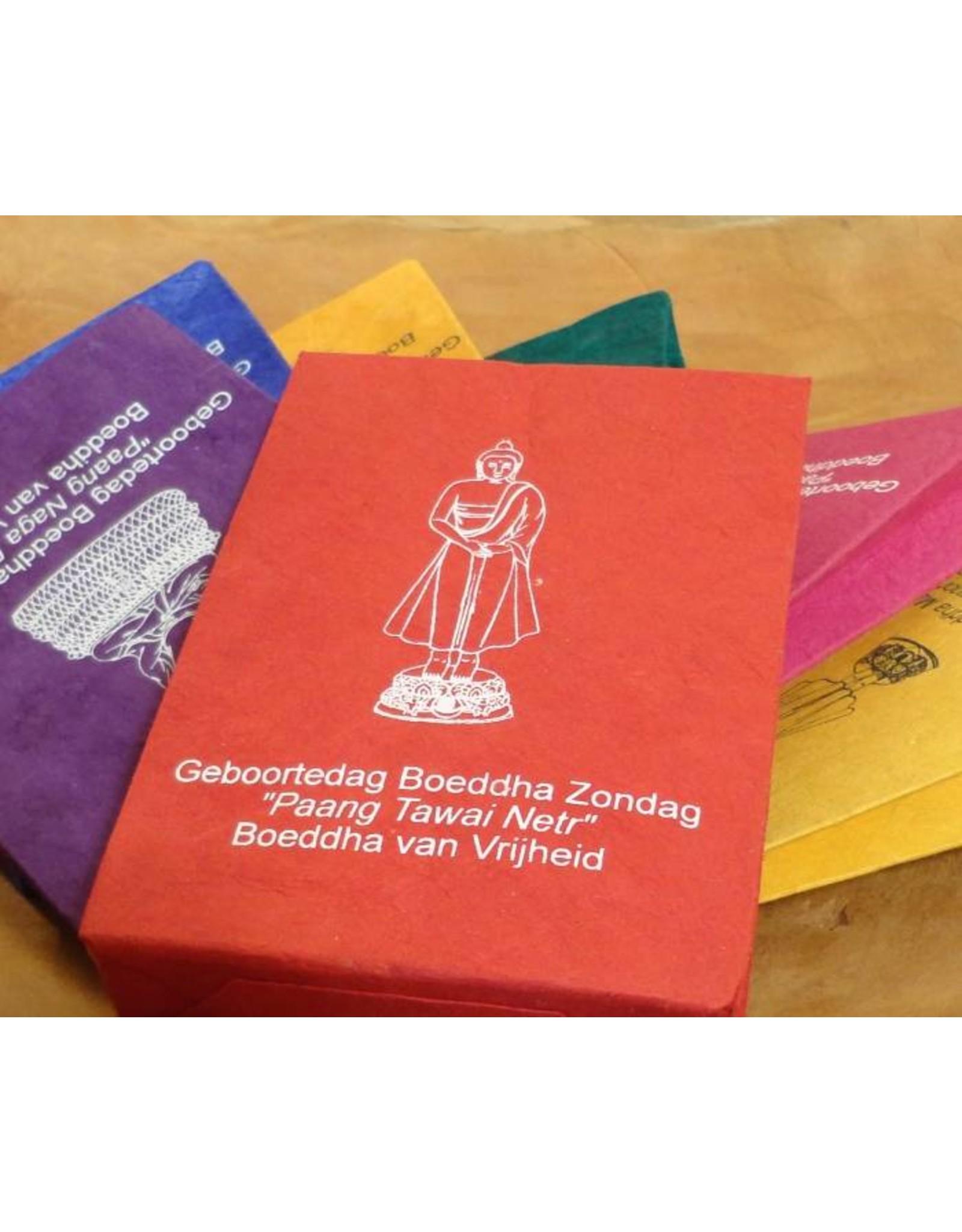 Dakini geboortedag Boeddha donderdag mini