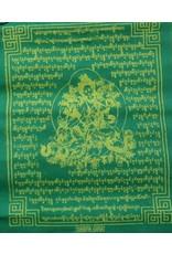 Dakini Tibetan prayer flags Green Tara