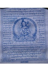 Dakini Tibetan prayer flags White Tara