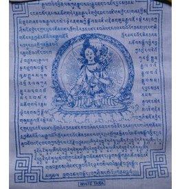 Dakini Tibetan prayer flags White Tara