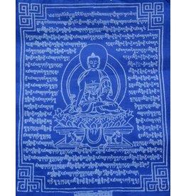 Dakini Tibetan prayer flags Medicine Buddha