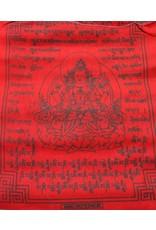 Dakini Tibetaanse gebedsvlaggen Avalokiteshvara