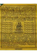 Dakini Tibetan prayer flags vertical