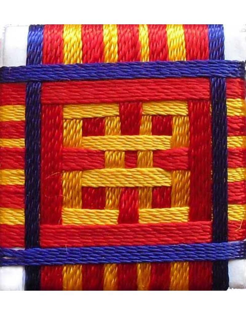 Dakini Tibetaans bescherm amulet Kurukulla