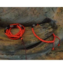 Dakini Mala set red