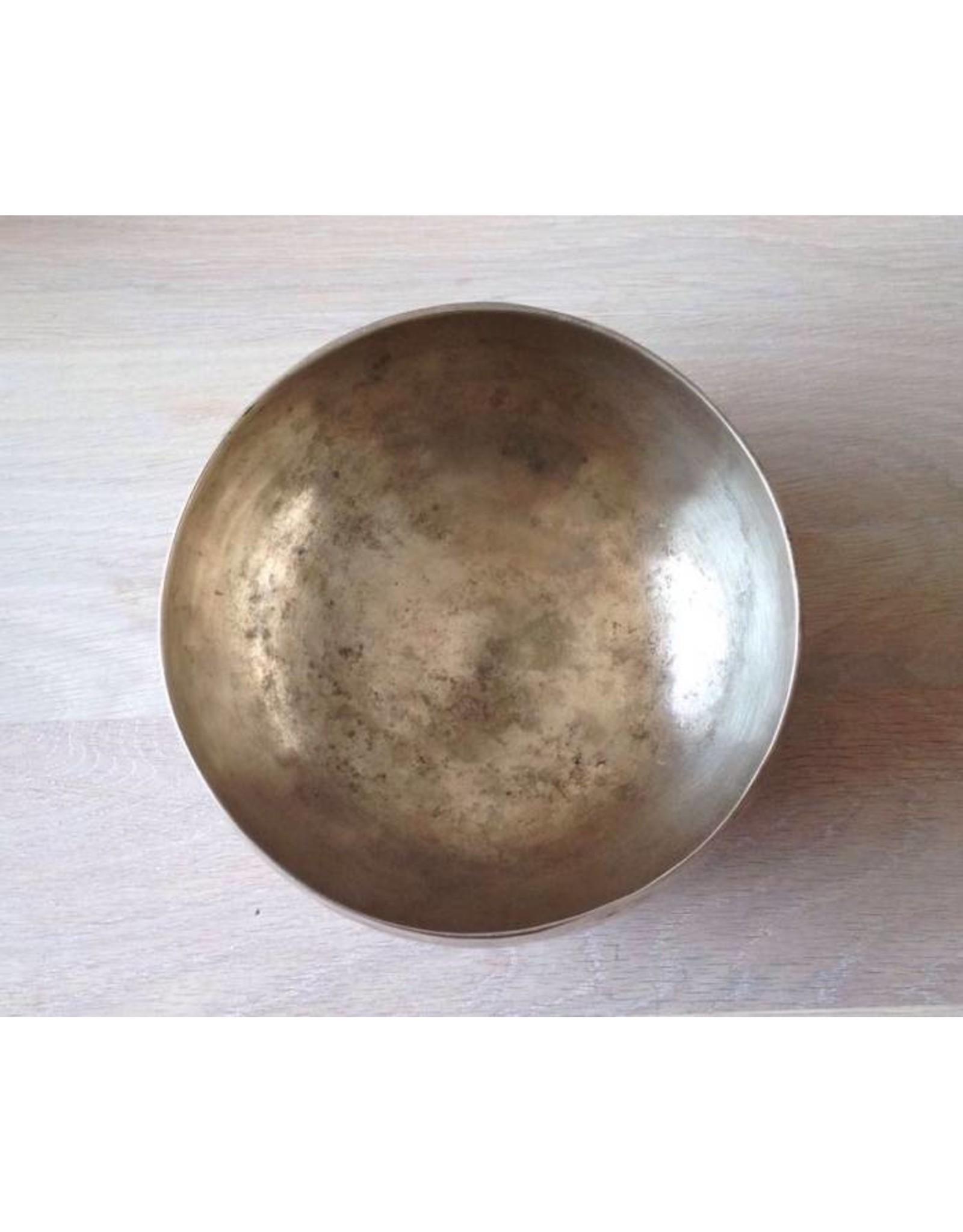 Dakini antique singing bowl Cobrebati 18 cm G