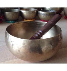 Dakini antique singing bowl Cobrebati 17.5 cm E