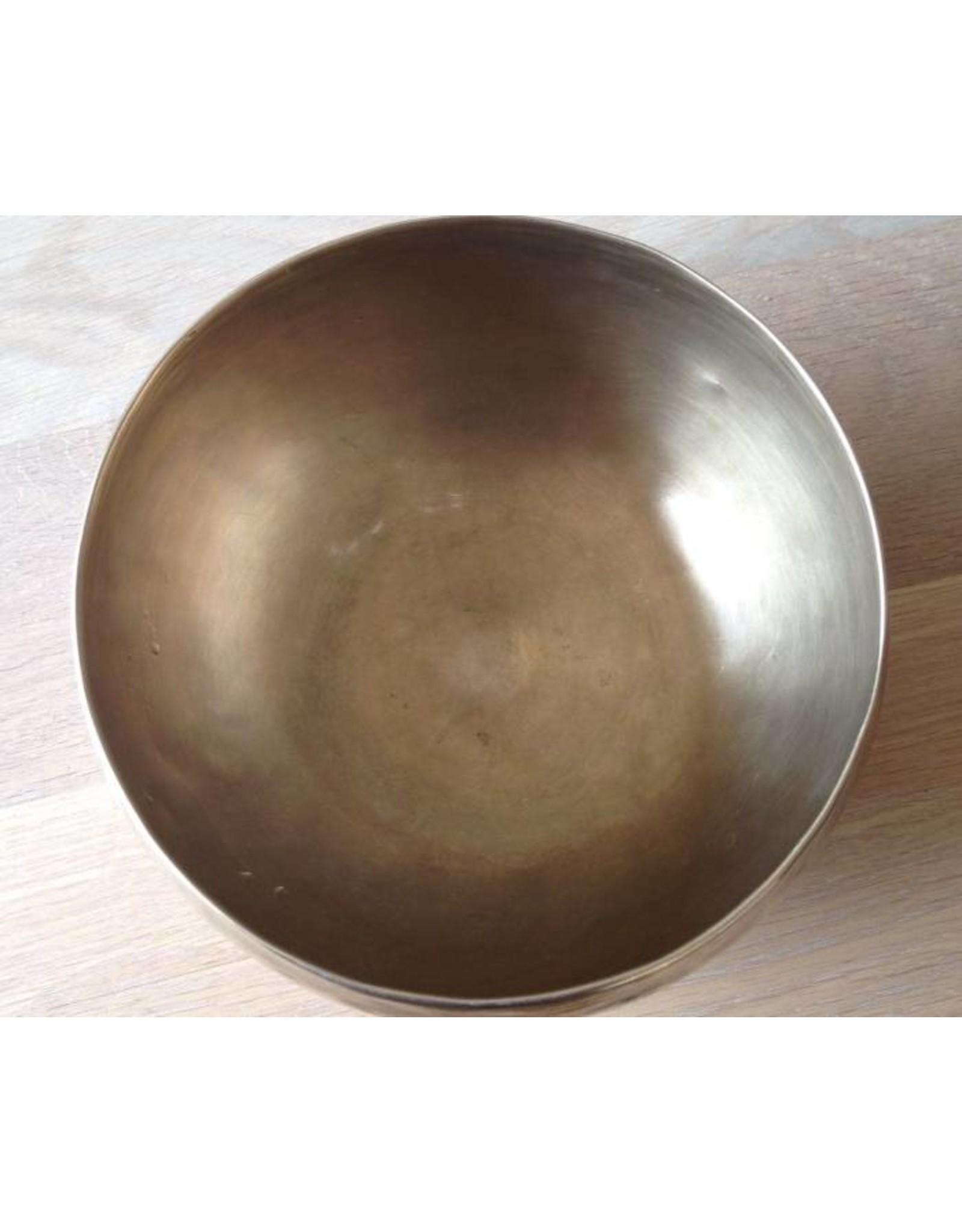 Dakini antieke klankschaal Cobrebati 17.5 cm E