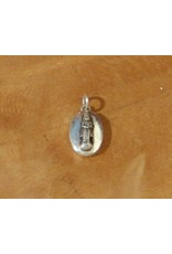 Dakini oval pendant birthday Buddha wednesday