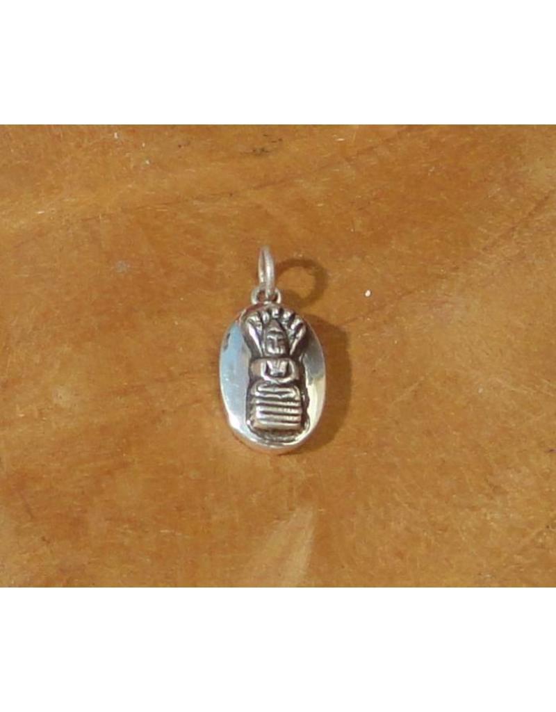 Dakini oval pendant birthday Buddha saturday