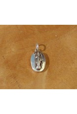 Dakini oval pendant birthday Buddha monday