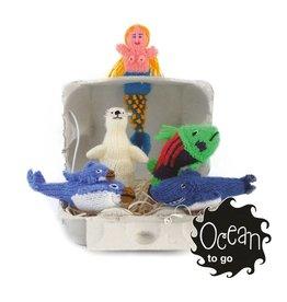 Titicaca vingerpoppetjes Oceaan to go