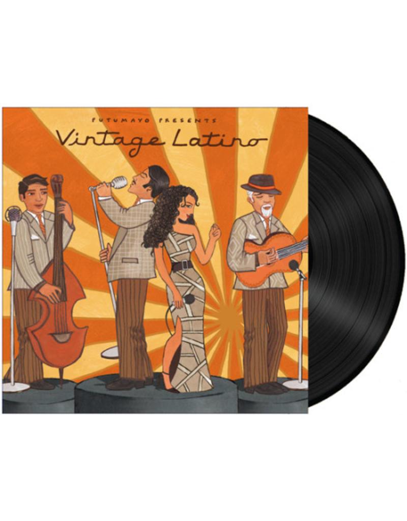 Putumayo Vintage Latino Vinyl Limited Edition