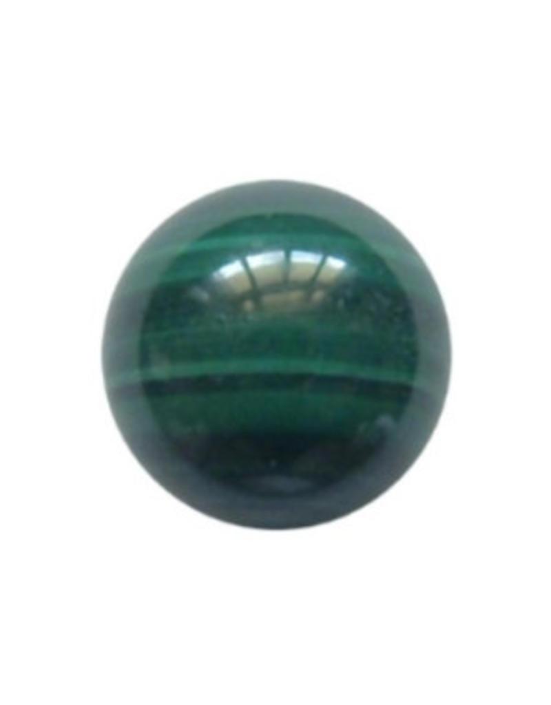 Wisselsteen Malachiet 10 mm