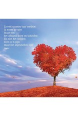 ZintenZ postkaart Zoveel soorten van verdriet