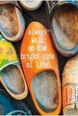ZintenZ magnet Always walk on the bright side