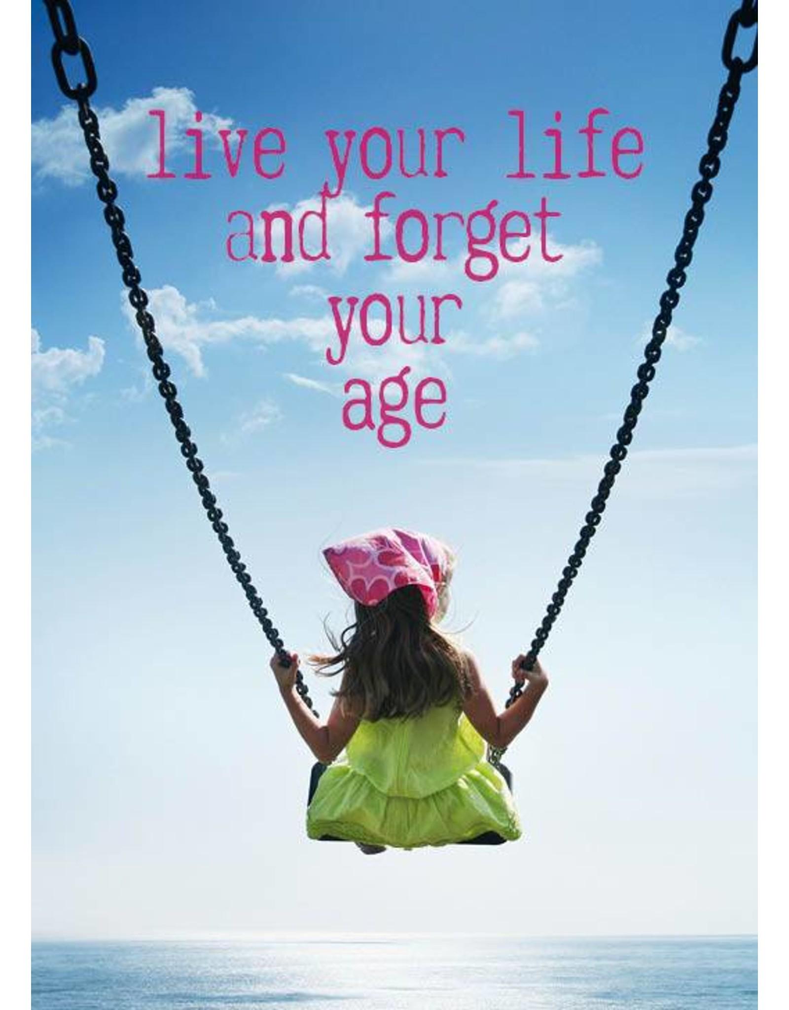 ZintenZ magneet Live your life