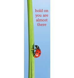 ZintenZ bookmark Hold on