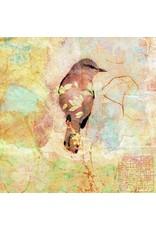 ZintenZ postkaart Vogel