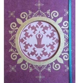Notitieboek groot met fotolijst