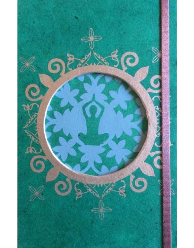Notitieboek klein met fotolijst