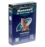 Mansonil Mansonil All Worm Cat
