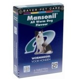 Mansonil All Worm Dog