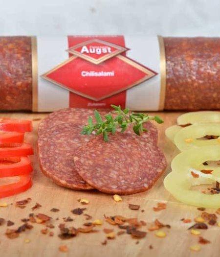 "Chili-Salami ""Feurico"", mind. 230g, 1 Stück"