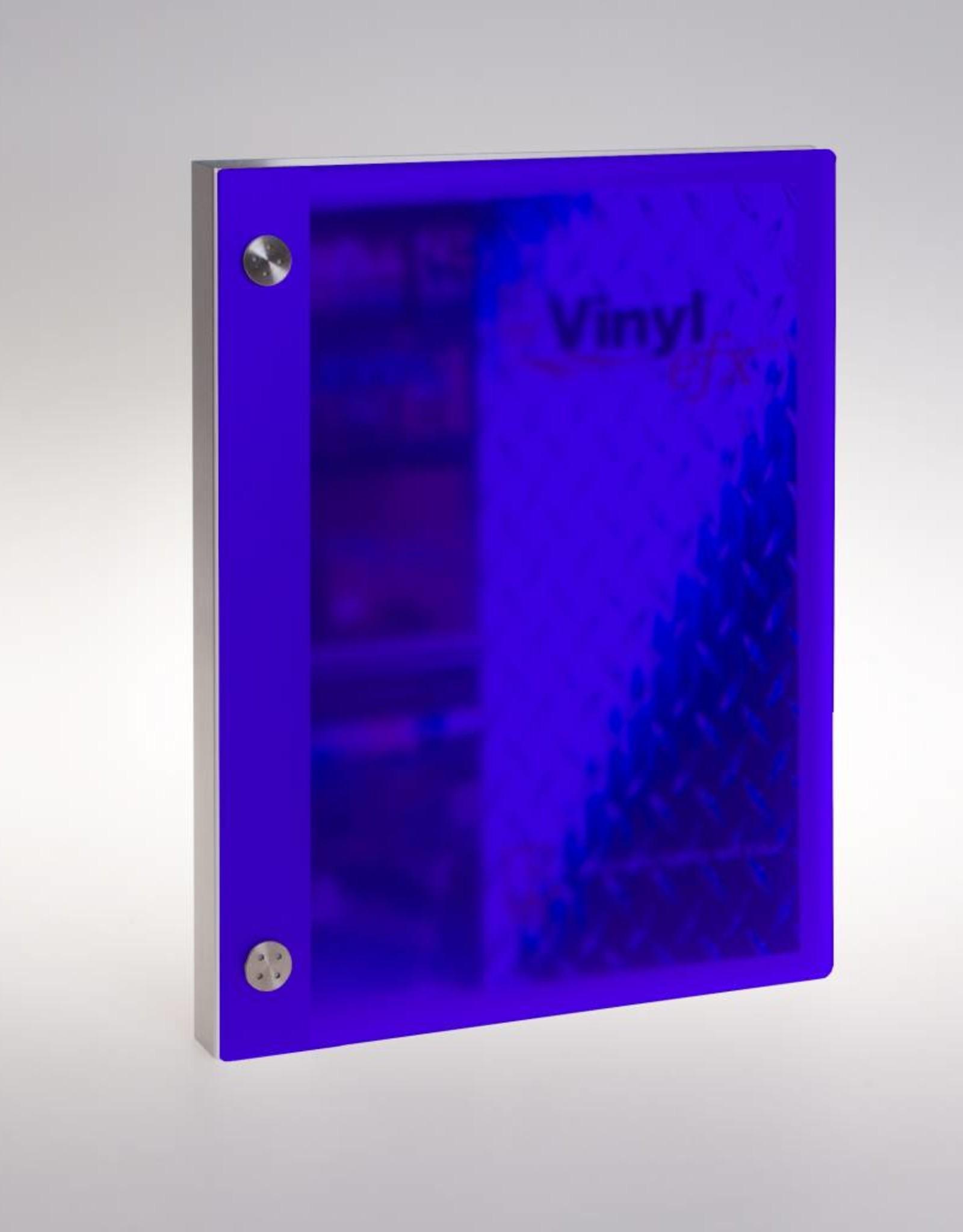 Ringband met Frost Violet voorplat