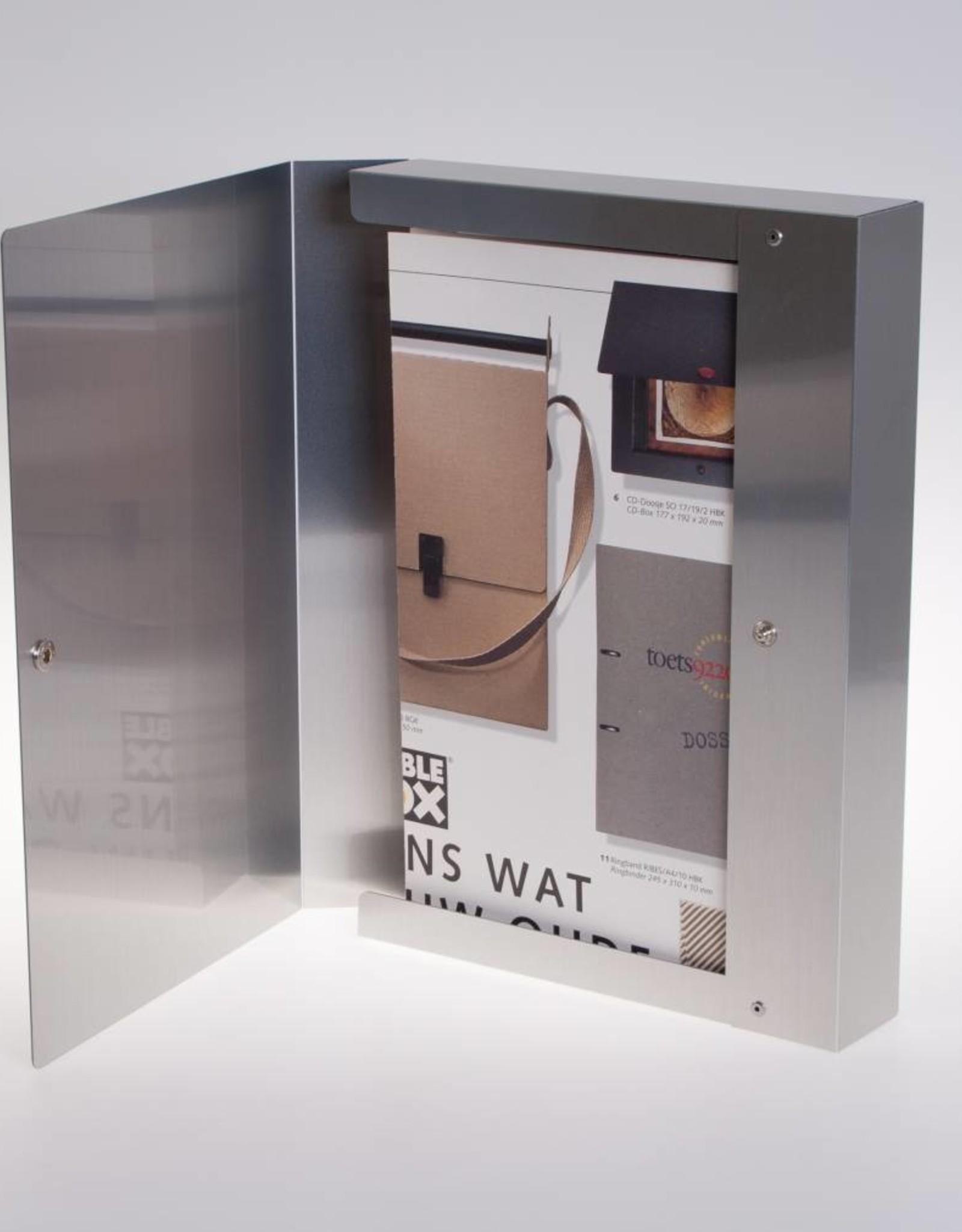 Documentatiemap ALU met drukknoop