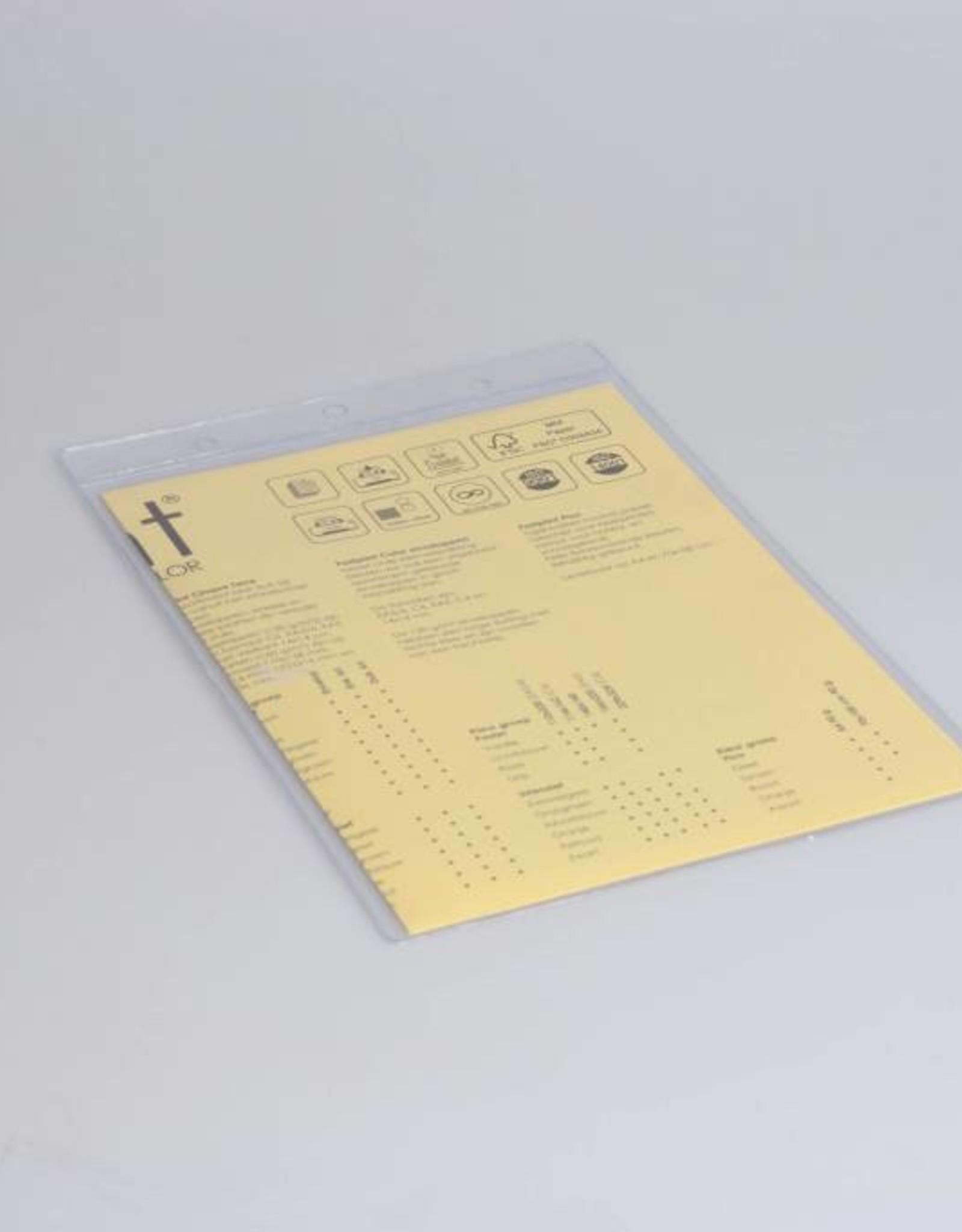 RibbleBox Showtas A5 staand, gaatjes korte zijde(set van 10)