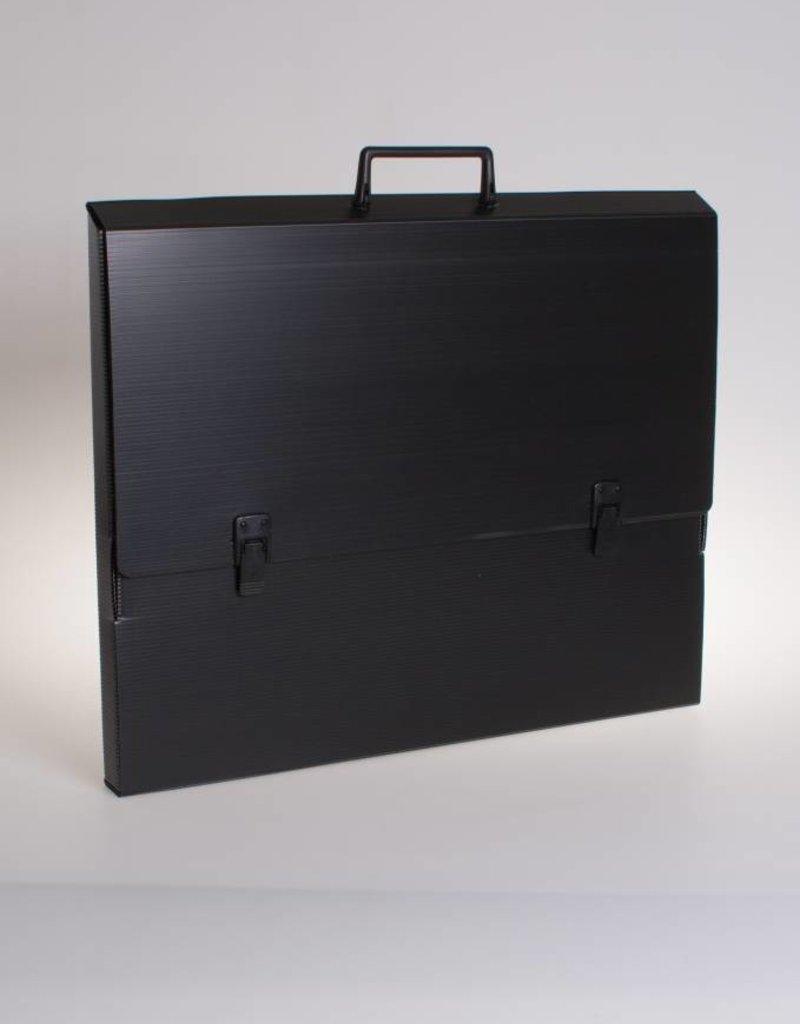 Portfolio Koffer 42 x 52 cm