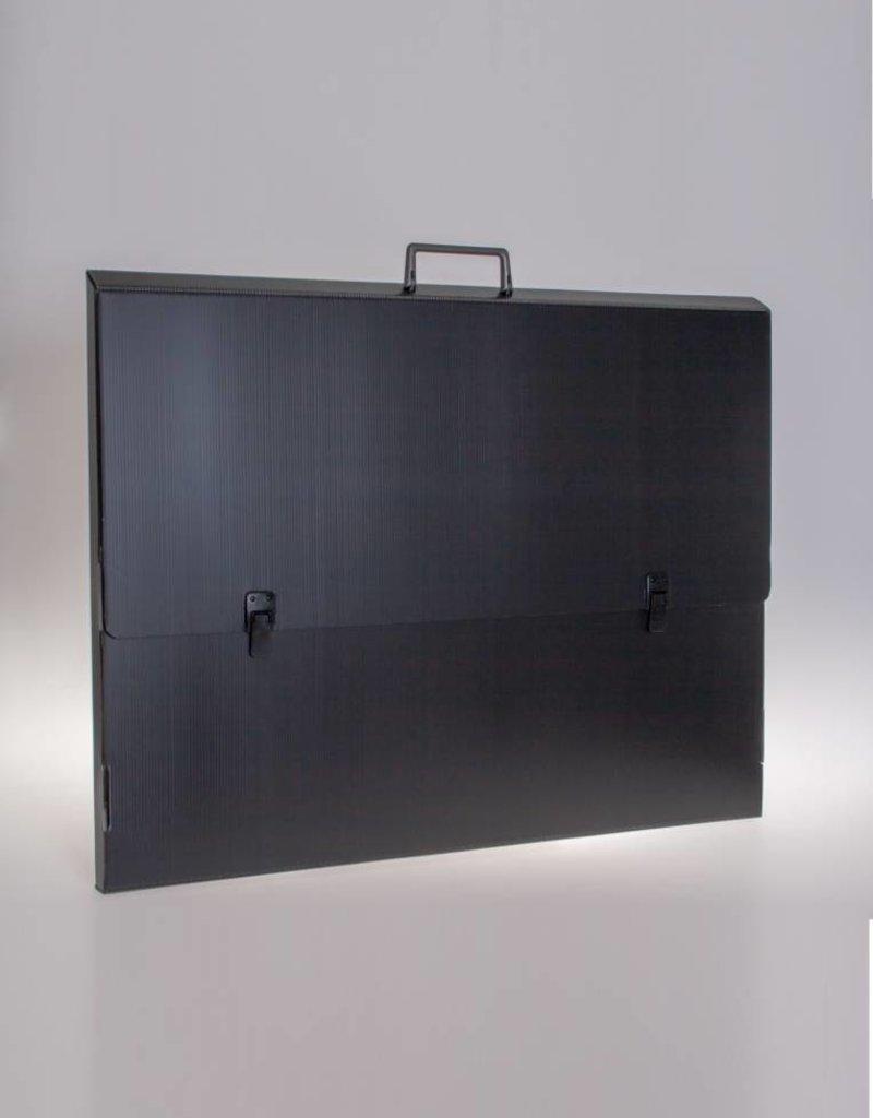 RibbleBox Tekenkoffer 63 x 85 cm (DIN A1)