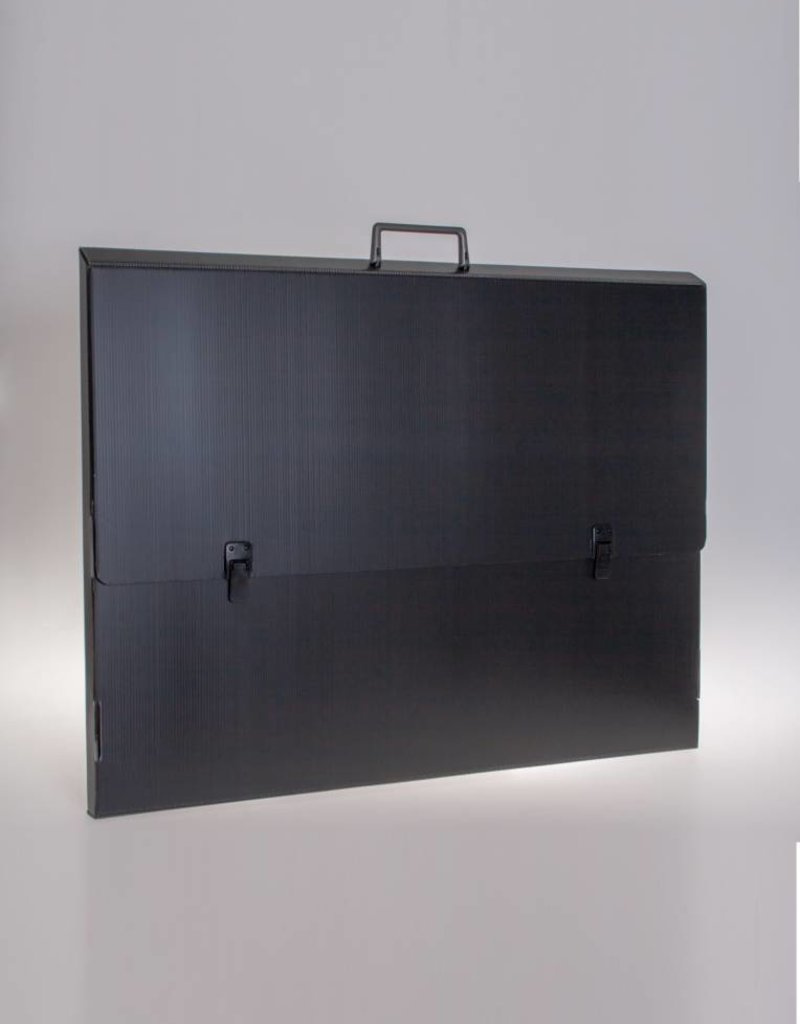 RibbleBox Portfoliokoffer 57 x 75 cm