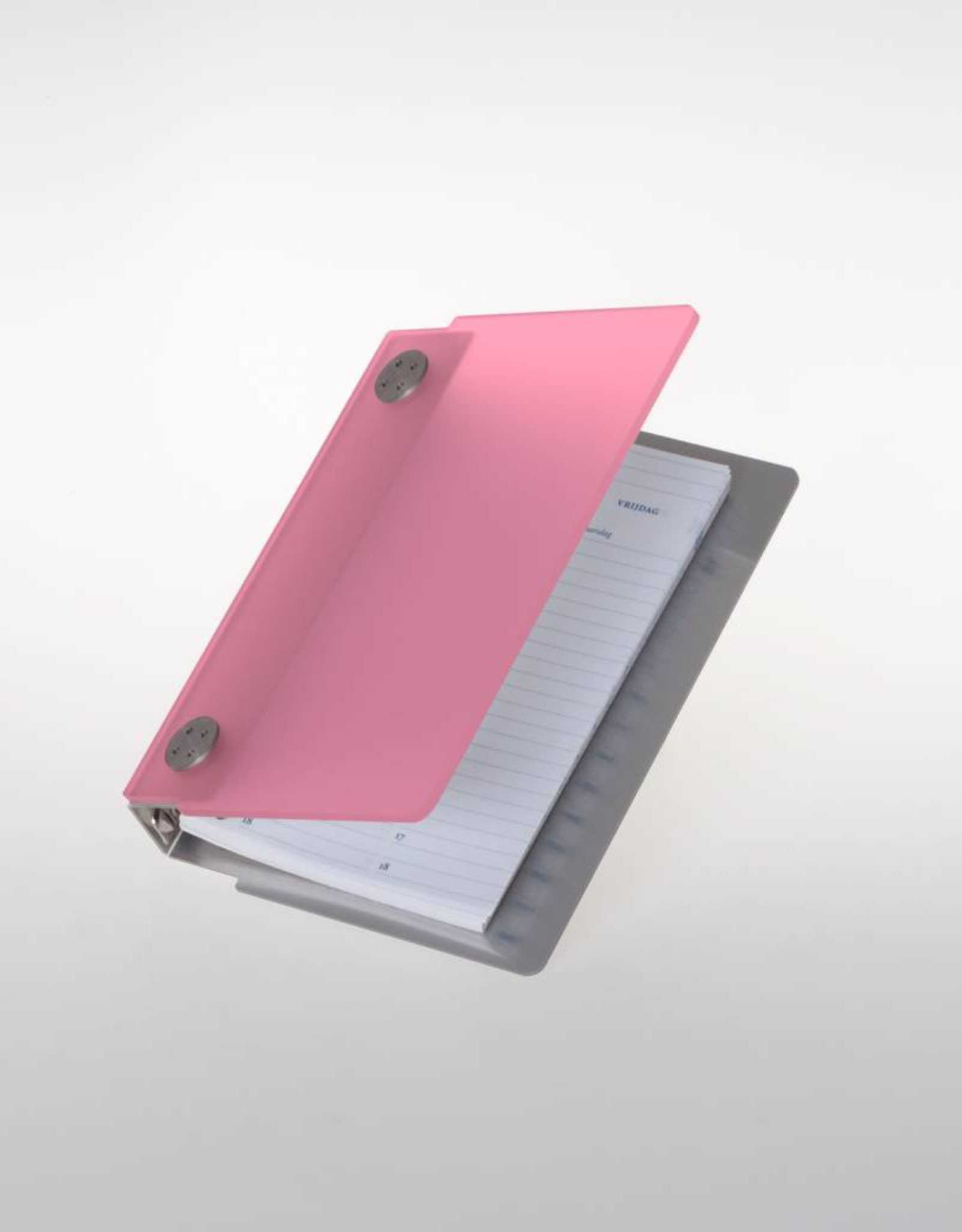 Agenda omslag Albano Case Pink