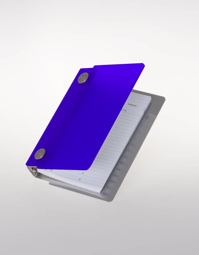 Agenda omslag Albano Case Violet