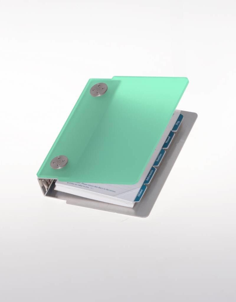 Agenda omslag Albano Pocket Mint
