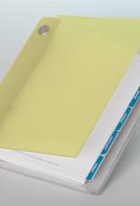 Agenda omslag Albano Desk Lemon