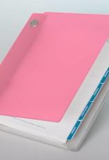Agenda omslag Albano Desk Pink