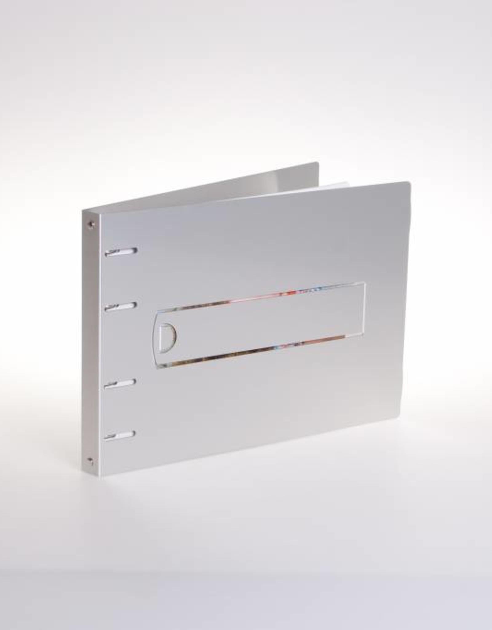 RibbleBox Ringband flipover ALU, staand A4