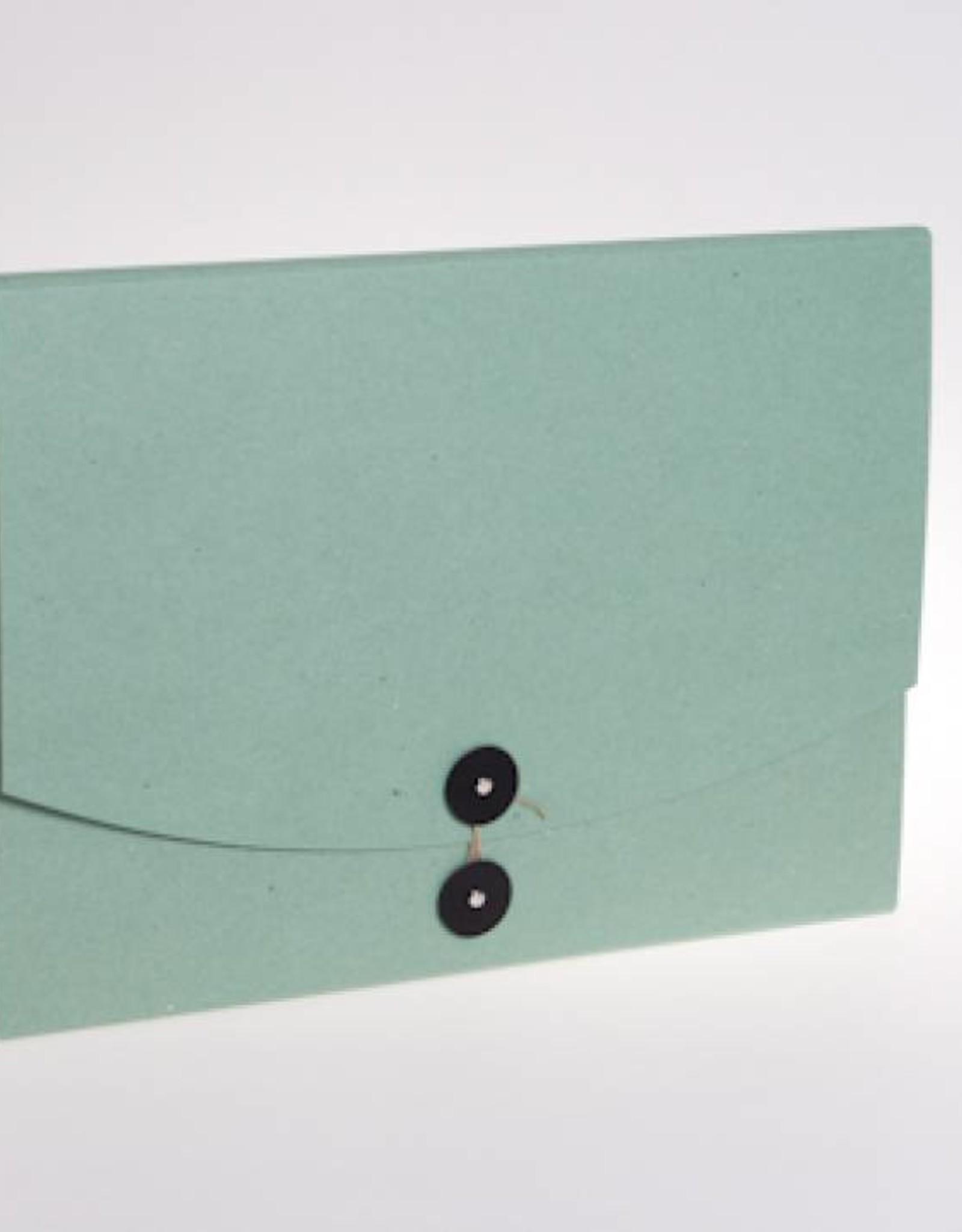 Documap met japanse knoop A3 (groen)