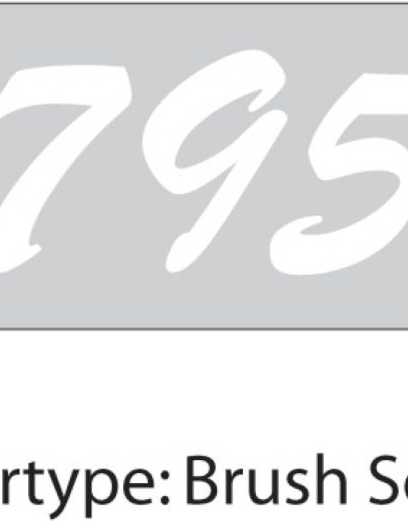 Naam en cijferplaten Anodic